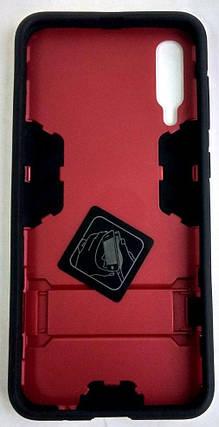 """Протиударний чохол(накладка) """"Armor Case"""" Samsung A505/A50/A307/A30S червоний, фото 2"""