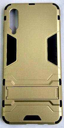 "Противоударный чехол (накладка) ""Miami Armor Case"" Samsung A505 / A50 / A307 / A30S gold, фото 2"