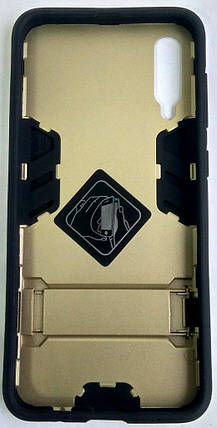 "Протиударний чохол(накладка) ""Miami Armor Case"" Samsung A505/A50/A307/A30S gold, фото 2"