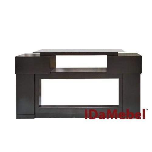 Камин портал для электрокамина DIMPLEX IDaMebel Monaco  (индивидуальный заказ)