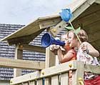 Детская игровая площадка Blue Rabbit PAGODA + качели SWING для детей, фото 3