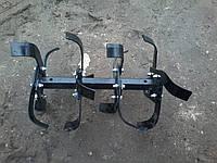 Фреза в сборе для мотоблока 105 Зубр Кентавр Зирка Форте 3,2- 3,5см внутренний диаметр, фото 1