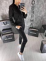 Женский спортивный костюм Doberman black attack