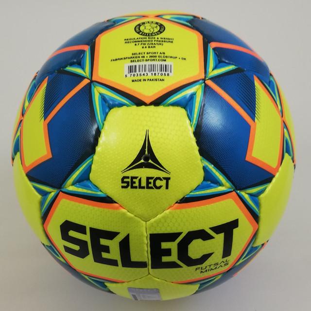 М'яч Select Futsal Mimas IMS Nev