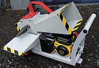 Одновальный Измельчитель Веток с Дровоколом (Двигатель 6,5л.с., Дробилка веток, Подрібнювач Гілок) ДС-50БД6,5К