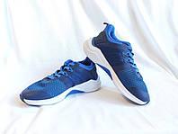 Кроссовки детские синие Next (размер 28, EU29)