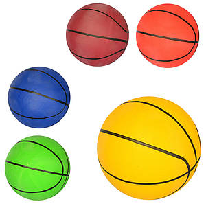Мяч баскетбольный PROFI VA-0017-1 сетка игла размер 7