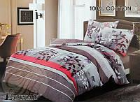 Комплект постельного белья полуторный  Elway 5071 cатин