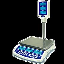 Весы электронные торговые CERTUS Trade СТРд (6кг,15кг,30кг)