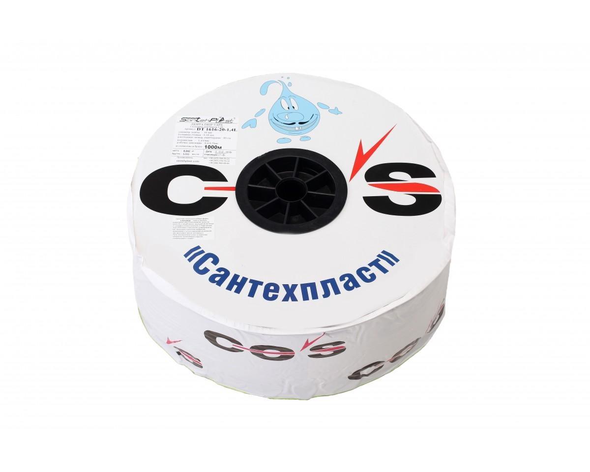Лента для капельного полива COS 1000м через 30 см
