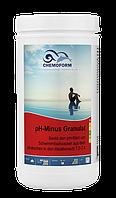 PH-Regulator Minus (гранулят) 1 кг. Препарат для снижения уровня рН. (Chemoform -Германия)