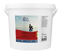 PH-Regulator Minus (гранулят) 3 кг. Препарат для снижения уровня рН. (Chemoform -Германия)