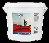 PH-Regulator Minus (гранулят) 5 кг. Препарат для снижения уровня рН. (Chemoform -Германия)