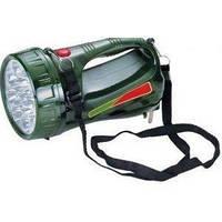 Ручной мощный переносной фонарь YJ-2803, фото 1