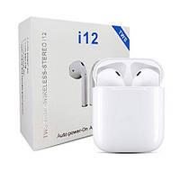 Бездротові навушники з гарнітурою I-12