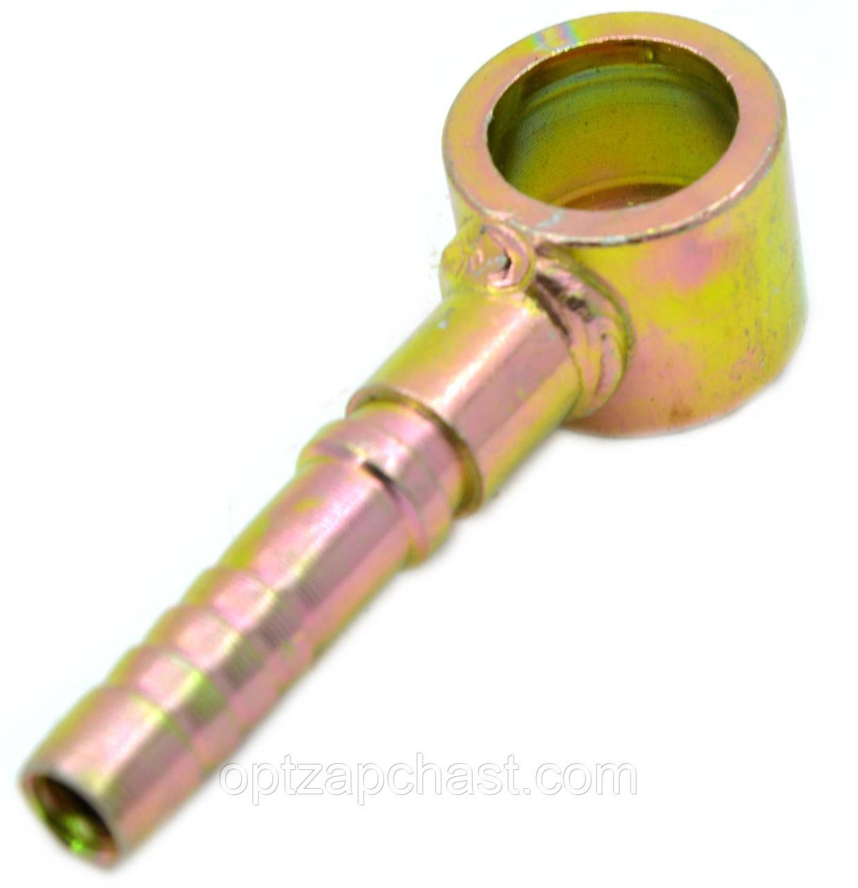 Угольник поворотный(банджо) Ф18 (металл) выход Ф10