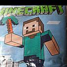 "Полуторний дитячий комплект  ""Minecraft"", фото 2"