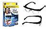 Очки для зрения с регулировкой линз Dial Vision Adjustable Lens Eyeglasses от -6D до +3D (Реплика), фото 9