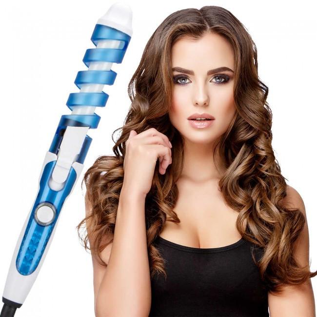 Спиральная плойка для завивки волос Rizhen RZ-118