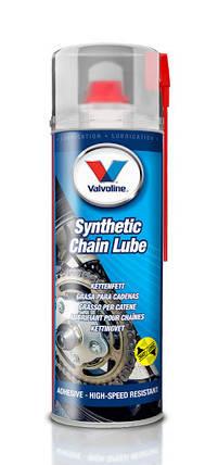 Valvoline White Synthetic Chainlube Смазка для цепей 500 мл VE54322/02, фото 2