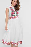 Цветы-орнамент платье Кайли б/р, фото 3
