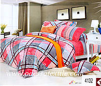 Комплект постельного белья ELWAY евро 4132