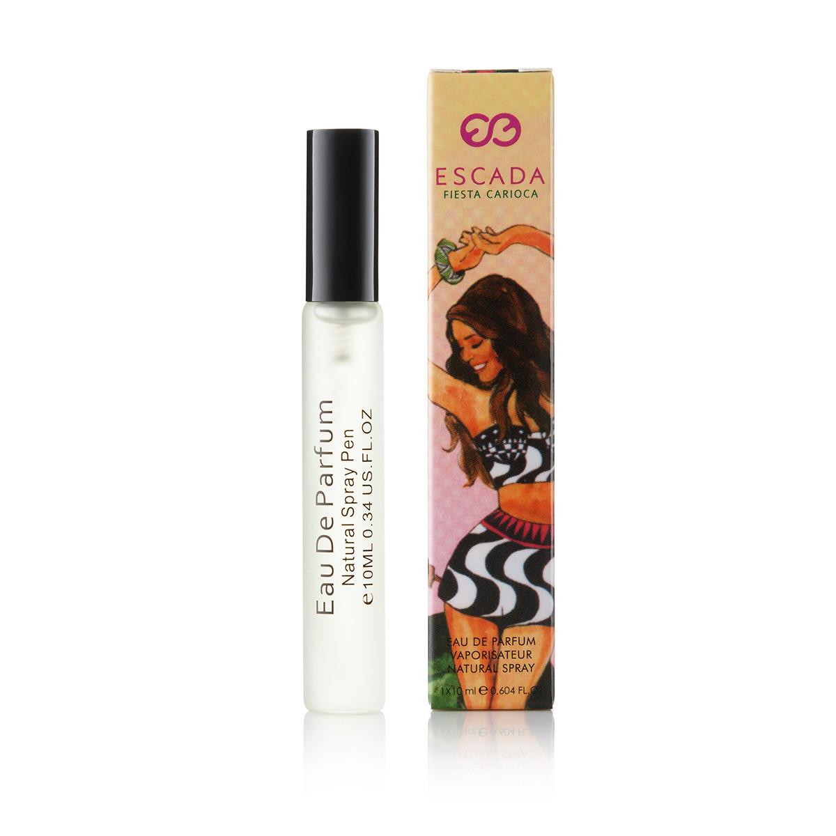 Женские мини спрей-парфюм ручка Escada Fiesta Carioca - 10 мл Д- 35