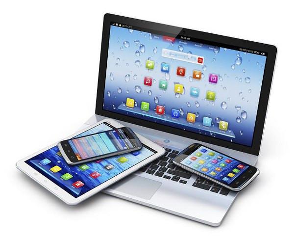 Ноутбуки, телефоны, планшеты и аксессуары