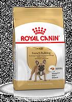 Royal Canin French Bulldog Adult - корм для собак породы французский бульдог с 12 месяцев 1,5 кг, фото 1