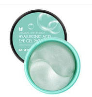 Гидрогелевые патчи c гиалуроновой кислотой Mizon Hyaluronic Acid Eye Gel Patch Корея
