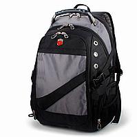 Рюкзак 7650 USB & AUX & дощовик