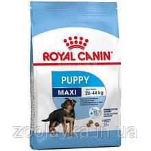 Royal Canin Maxi Puppy Сухой корм для щенков крупных пород 1кг