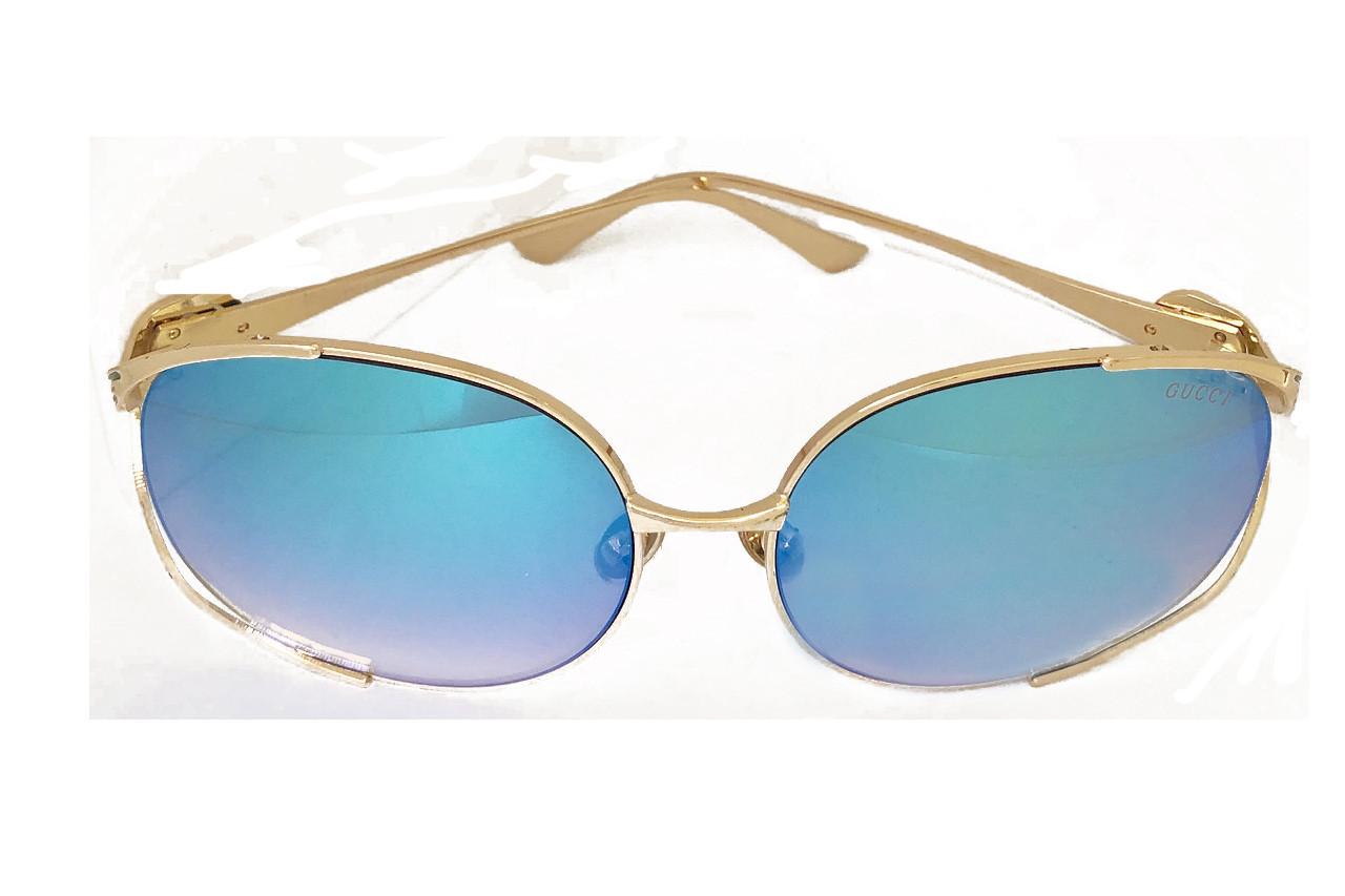Женские солнцезащитные очки в стиле Gucci, brend(копия)