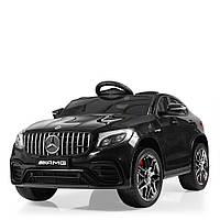 Детский электромобиль Mercedes Benz M 4140EBLR-2 черный