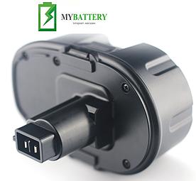 Аккумулятор для шуруповерта DeWalt DE9098 3000 mAh 18V 54Wh черный