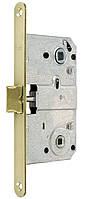 Межкомнатный механизм USK WC 410B 90*50 металл Старая бронза
