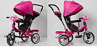 Велосипед трехколесный 7Toys TR16015 Розовый