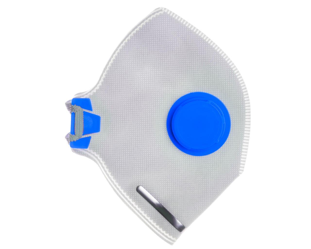 Респиратор Спектр-1К с клапаном синий (аналог Росток 1ПК)спектр 1