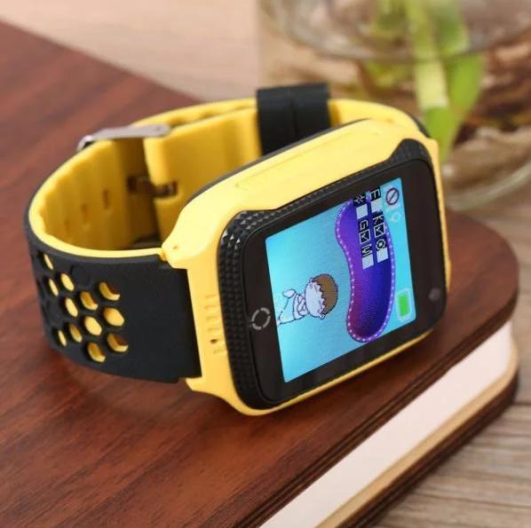 Розумні дитячі годинник з GPS трекером Smart Watch M05 Краща ціна!