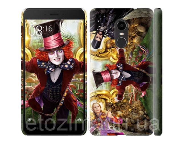 Чехол бампер Soft-touch для Xiaomi Redmi Note 4x