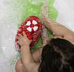 Лодочка. Игрушка для игры в воде. (цвет красный) Kid O, фото 3
