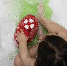 Игрушка для игры в воде Kid O Лодочка красная (10360), фото 3
