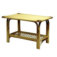 """Стол """"Вест"""". Плетеная мебель из ротанга."""