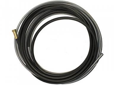 Направляючий канал (боуден) чорний довжина 3,2 м. (0,6-0,8)