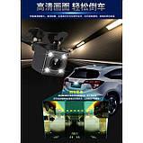 Автомобильная HD-камера заднего вида угол обзора 170 градусов, фото 2