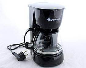 Кофеварка Domotec MS-0707 (Капельная (фильтрационная)