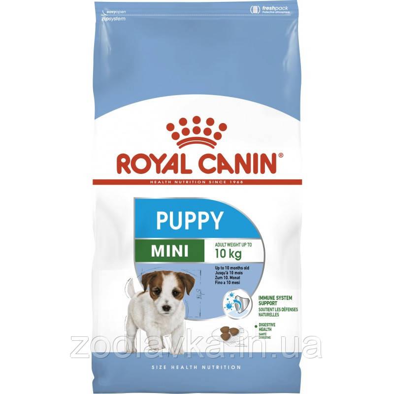 Royal Canin (Роял Канин) Mini puppy 2кг