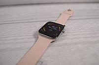 Умныечасы Smart Watch W4 сенсорные розовые(смарт часы, фитнес-браслет спортивный), фото 2