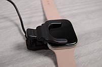 Умныечасы Smart Watch W4 сенсорные розовые(смарт часы, фитнес-браслет спортивный), фото 6