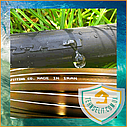Капельная лента щелевая Veresk 1000 м, расстояние между капельницами 30 см. Лента для капельного полива., фото 2
